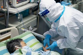 In Ukraine - 22,574 cases of COVID-19 in a day